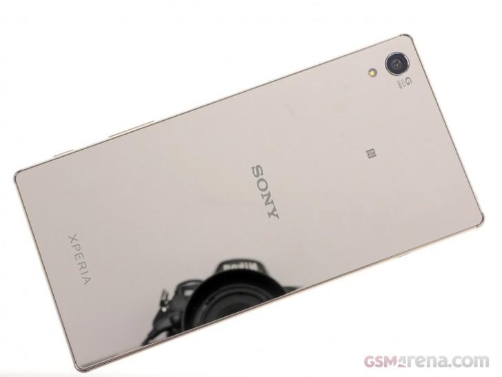Sony xperia z 5 premium chrome