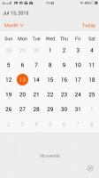 Pretty calandar app - Vivo V3Max  review
