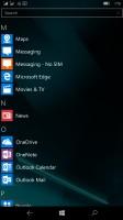 App screen - Acer Liquid Jade Primo review