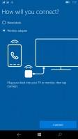 The phone's Continuum app - Acer Liquid Jade Primo review