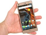 In the hand - Acer Liquid X2 review