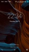 Lockscreen - Acer Liquid X2 review