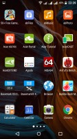App drawer - Acer Liquid X2 review