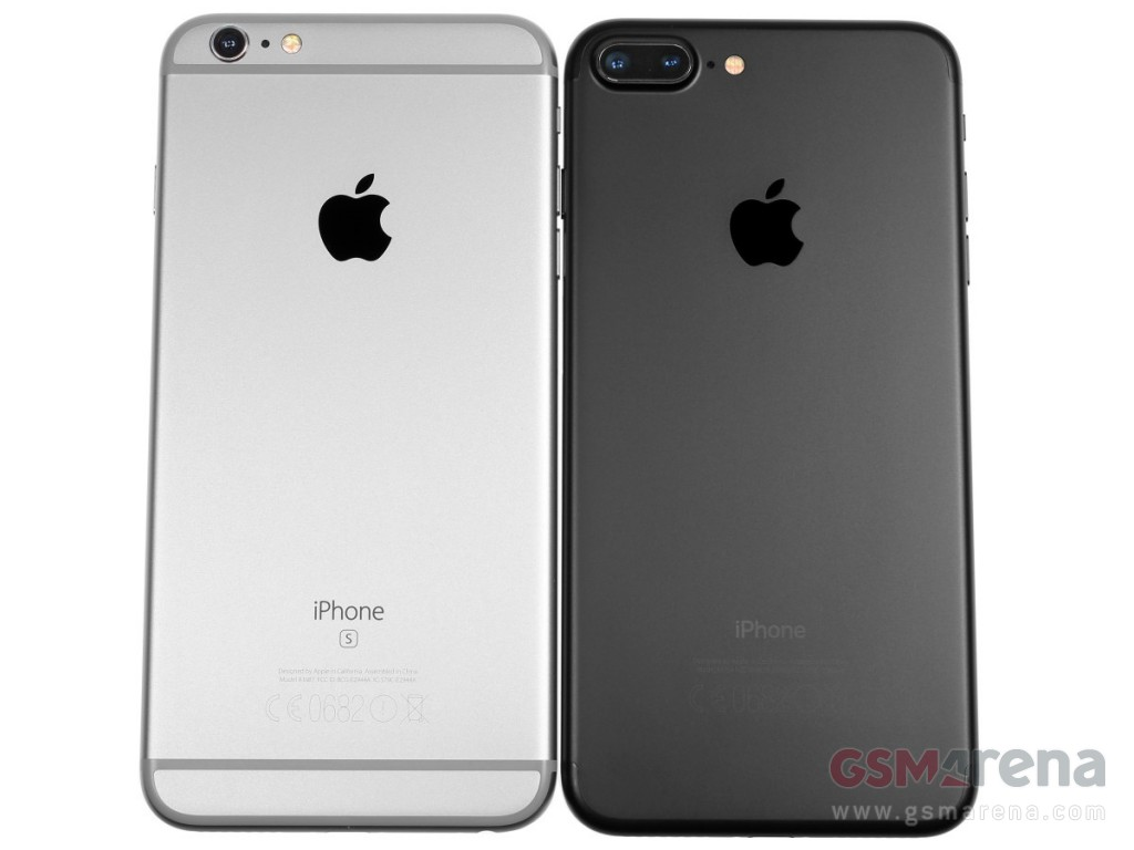 Apple iPhone 7 Plus pictures, official photos
