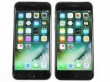 Apple iPhone 6s next to the iPhone 7 - Apple iPhone 7 review