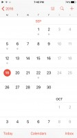Calendar - Apple iPhone 7 review