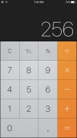 Calculator - Apple iPhone 7 review