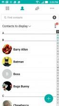 Call log - Asus Zenfone 3 ZE552KL review