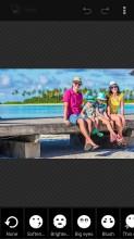 Selfie editor - Asus Zenfone 3 ZE552KL review