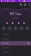 FM radio app - Asus Zenfone 3 ZE552KL review