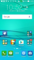 Default homescreen - Asus Zenfone Max ZC550KL review