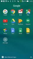 folder view - Asus Zenfone Max ZC550KL review
