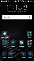 Effect of themes on the interface - Asus Zenfone Max ZC550KL review