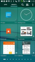 App drawer - Asus Zenfone Max ZC550KL review