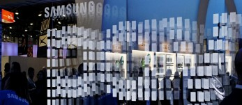 Misc brands at CES 2016: Samsung, ZTE, and Vivo