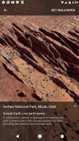 3D view of Arches National Park - Google Pixel XL review