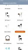 Headphone profiles - Xiaomi Mi Note 2 vs. Samsung Galaxy S7 edge