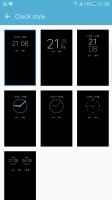 Always on display - Xiaomi Mi Note 2 vs. Samsung Galaxy S7 edge