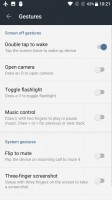 OnePlus 3T interface: Gestures - Oneplus 3T vs. Google Pixel XL