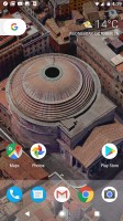 Pixel XL interface: Homescreen - Oneplus 3T vs. Google Pixel XL