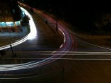 Tail Light Trails - Honor 8 review