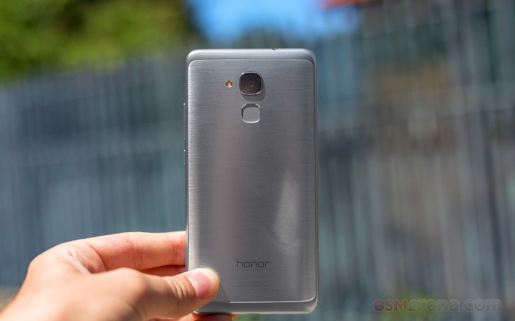 Honor 7 Lite (5c) review