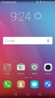 Homescreen page 1 - Huawei Honor 5x review