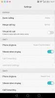 Dual-SIM settings - Huawei Mate 8 review