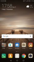 Huawei Mate 9: Homescreen - Huawei Mate 9 vs. Xiaomi Mi 5s Plus review