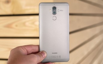 Huawei Mate 9 version with 6GB RAM surfaces