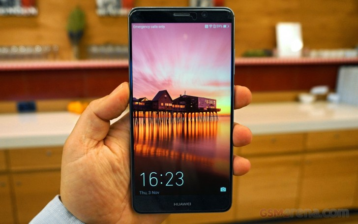 Huawei Mate 9 hands-on