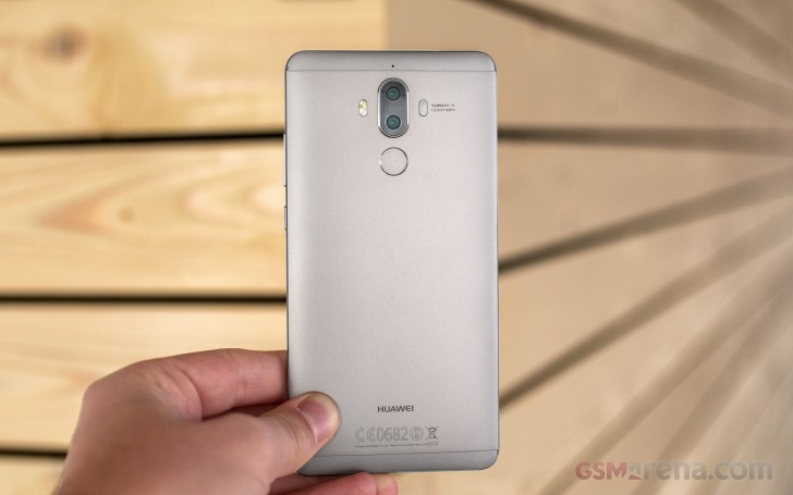 Huawei Mate 9 time-saver