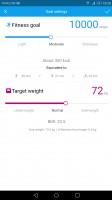Health app - Huawei Mate 9 review