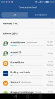 Battery manager - Huawei Nova Plus review