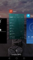 swipe up to kill - Huawei nova review