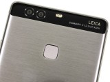 The back with the Leica camera and the fingerprint sensor - Huawei P9 Plus review