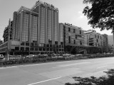 Shot with the monochrome camera - Huawei P9 review