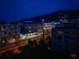 Vivid night shot (8s) - Huawei P9 review