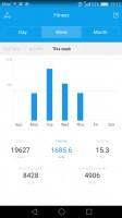 week view - Huawei P9 review