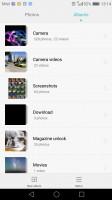 Album view - Huawei P9 review