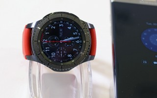 Meet the Samsung Gear S3 - IFA 2016 Samsung
