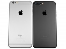 iPhone 7 Plus vs. iPhone 6s Plus - spot the differences - iPhone 7 Plus vs. Pixel XL