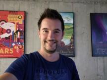 Selfie samples, low light: Pixel XL HDR+ off - iPhone 7 Plus vs. Pixel XL