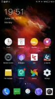 the homescreen - LeEco Le Max 2 review