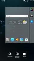 Homescreen settings - Lenovo Phab2 Pro review