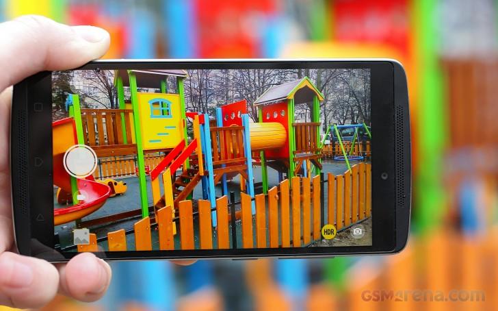 Lenovo Vibe K4 Note review: Phabulous: Camera