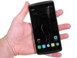 Lenovo Vibe K4 Note in the hand - Lenovo Vibe K4 Note review