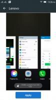 App switcher style: Lenovo - Lenovo Vibe K4 Note review