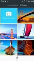 Themes - Lenovo Vibe K5 Plus review