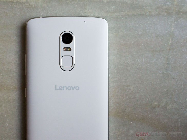 Lenovo Vibe X3 Hands On